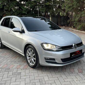VW Golf 7 2.0 TDI Bluemotion