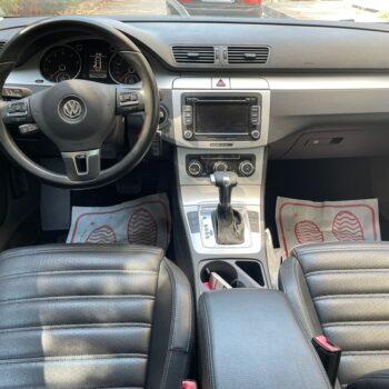 VW Passat CC 2.0T
